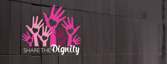 Share the Dignity charity